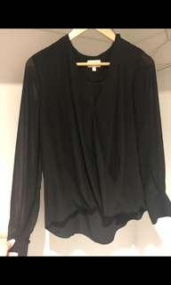 Women's witchery blouse size 16