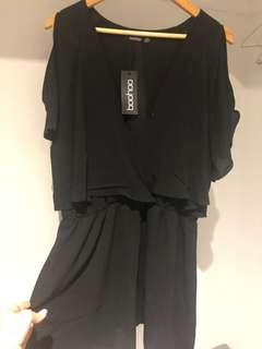 Women's black dress size 18