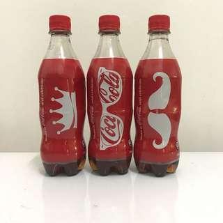 Coca-Cola Hong Kong 500ml Full Warp PET Bottle