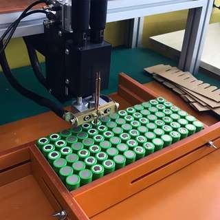 Electric Scooter Battery 36v 48v 52v 60v 70v LG mj1 battery custom build