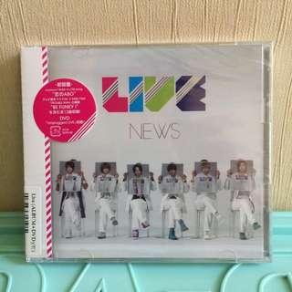 NEWS - Live (Limited Edition)
