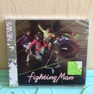 NEWS - Fighting Man (Limited Edition)
