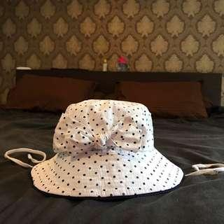 Mothercare Hat UPF 40+ 1-3 years 51cms 100% Cotton