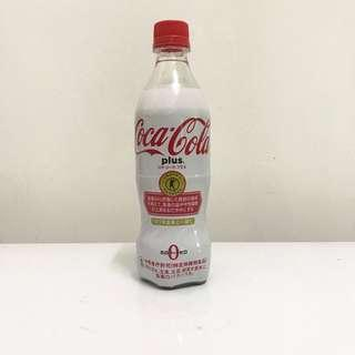 Coca-Cola Plus Japan 470m Full Wrap PET Bottle