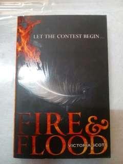 English novel (Fire & Flood)