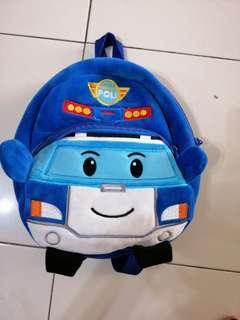 Kids poli backpack