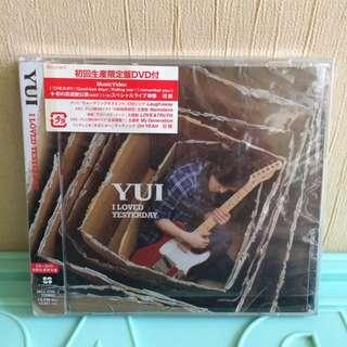 YUI - I Loved Yesterday (Limited Edition)