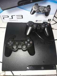 PS 3 super slim 120gb