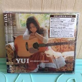 YUI - My Short Stories (Limited Edition)