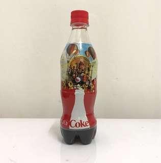 Coca-Cola Malaysia Hidup ala Coke 500ml Full Wrap PET Bottle