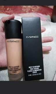 Foundation MAC ori