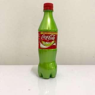 Coca-Cola Lime UK 500ml PET Bottle