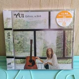 YUI - Green a.live (Limited Edition)