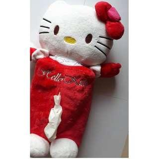 Tissue Box Boneka Hello Kitty