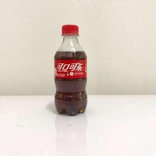 Coca-Cola China Beijing Summer 300ml PET Bottle