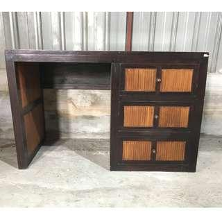 Japanese Working Antique Style Desk