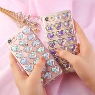 PREORDER Love Hearts Jelly Phone Case