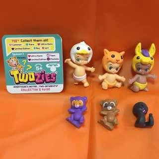 Twozies Blind Box Small Figures