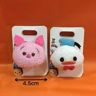 Tsum Tsum (Piglet/Donald Duck) Plush Pin