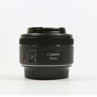 Very Good Condition Canon 50mm F1.8 USM lens(120sgd)