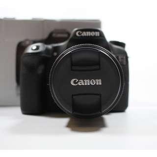 (SC:599)Canon 70D+18-55mm Kit Lens