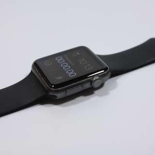 42mm Apple Watch Gen 1 Space Grey(150sgd)
