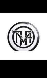 🚚 mjfresh mjf mj116 logo 時鐘