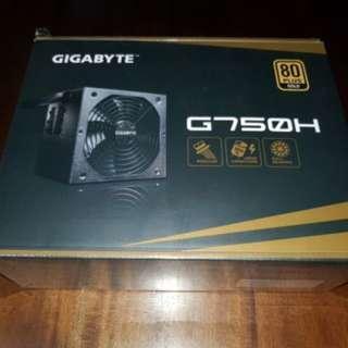 Gigabyte G750