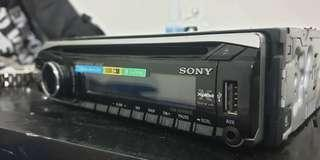 Sony Car player Usb mp3