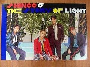 Shinee story of light Poster