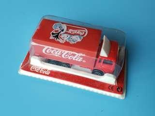 可口可樂車八架