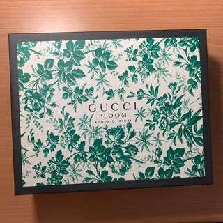 🚚 「已訂」GUCCI 古馳 香水 繁花之水 BLOOM ACQUC DI FIORI 女士香氛 禮盒