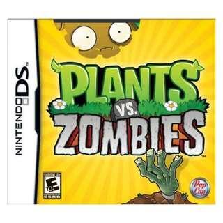 🚚 Plants vs. Zombies - Nintendo DS