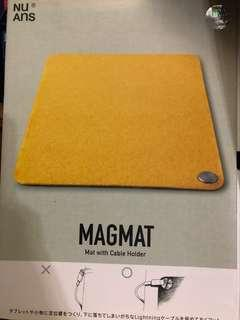 NuAns MAGMAT 智能磁石線控絨墊 Mat with cable holder
