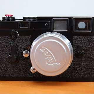 Leica M3 black paint repaint 機身 單撥 黑漆 日本師傅重塗 露銅 歡迎排價