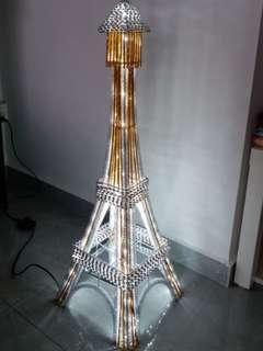 Eiffel Tower Standing Light (unique)