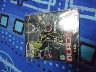 Shf black beet juukou b-fighter/big bad beetleborg