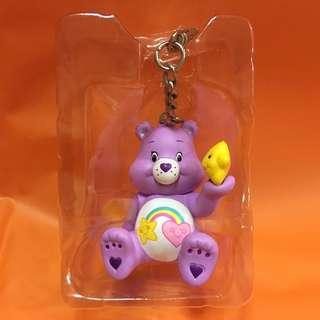 Care Bears (Purple/Best Friend Bear) Keychain/Bag Charm