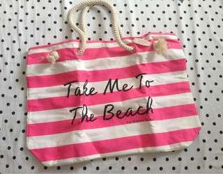 NEW Victoria's Secret Bag WITH Tag Large-22x15x4 Inches