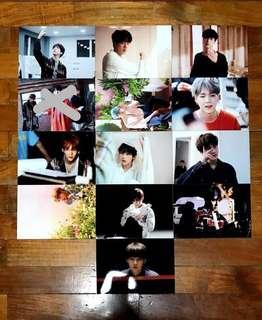 BTS - 오, 늘 Exhibition Live Photo