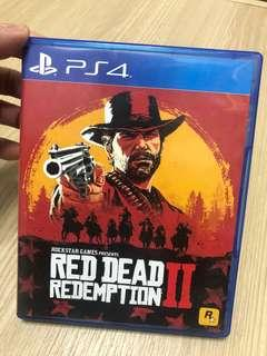 Red Dead Redemption 2 正常無花無code