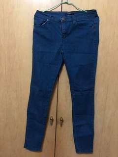 Forever 21 Blue Jeans
