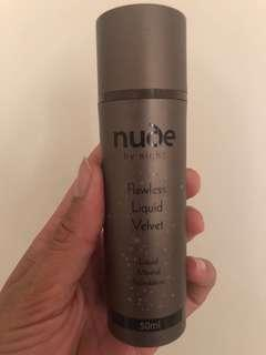 Nude by nature foundation and powder