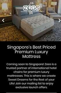 Mattress - Tested and Use by Hotel