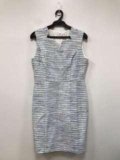 J. Crew Tweed Dress