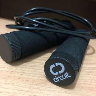 Circuit Weighted Skipping Rope