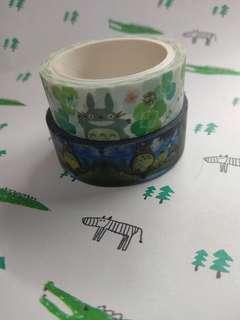 🚚 龍貓 紙膠帶 可拆售