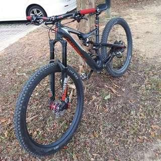 2016 Specialized SWorks Stumpjumper 27.5
