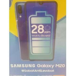 Samsung M20 Bisa Kredit Tanpa CC Persetujuan 3 Menit Aja
