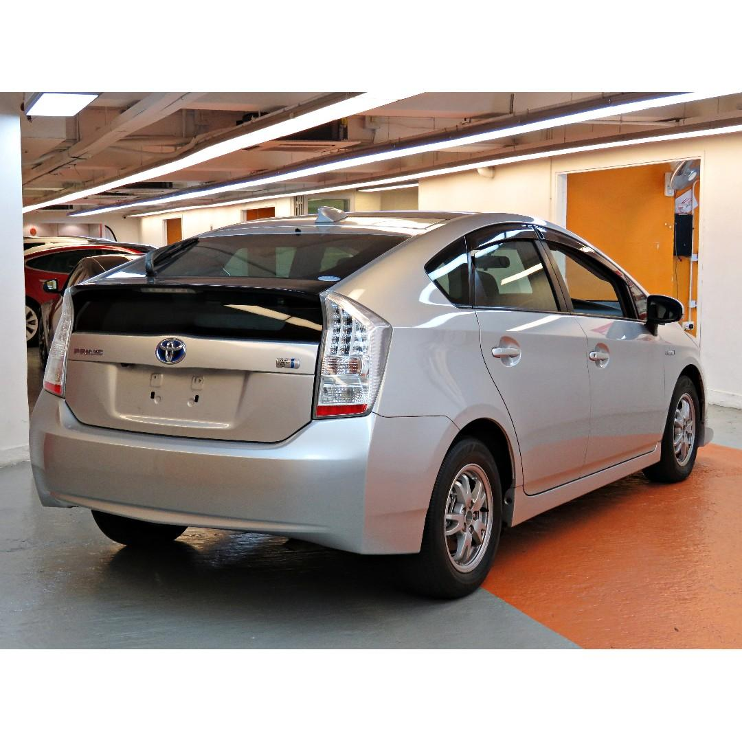 2009 Toyota PRIUS 1.8